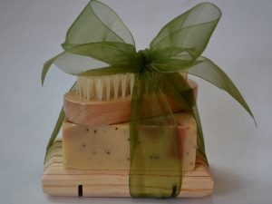 Ginger Lime Kitchen Soap Gift Set-0
