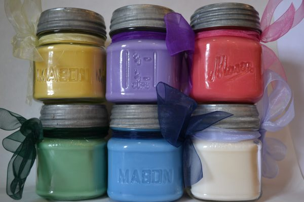 Soy Candle (8oz)-0