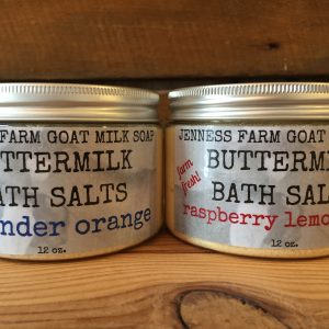 Buttermilk Bath Salts (12 oz)-0