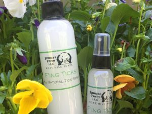 F'ing TICKS! All Natural Tick Spray-0