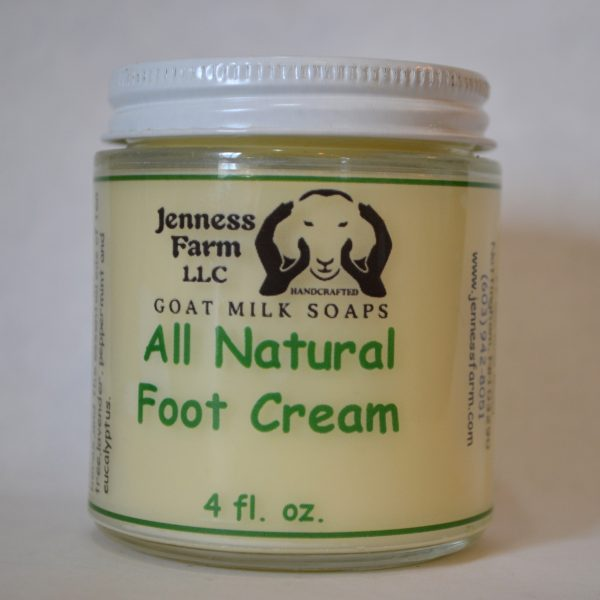All Natural Foot Cream (4oz)-0